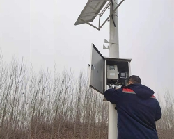 山东农业灌溉电磁明渠安装